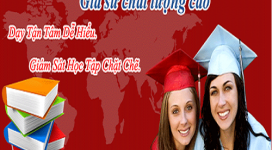 Dịch vụ dạy kèm tại nhà quận Ninh Kiều – Cần Thơ